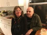 27th Oct 2019 - Meg and John