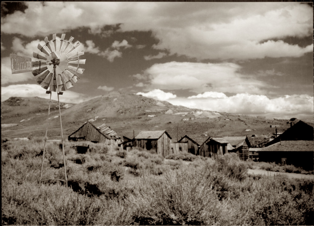 Town Bodie CA. by shutterbug49
