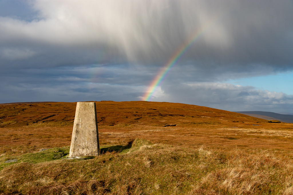 Veester Trig Point by lifeat60degrees