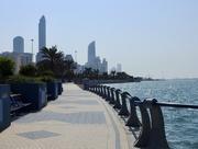28th Oct 2019 - The Corniche, Abu Dhabi at 38 Degrees Centigrade