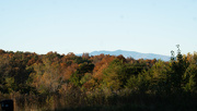 28th Oct 2019 - Late afternoon view of Grandfather Mountain in Autumn