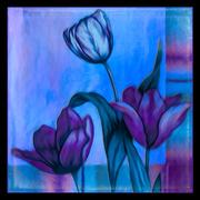 26th Oct 2019 - Tulip Art