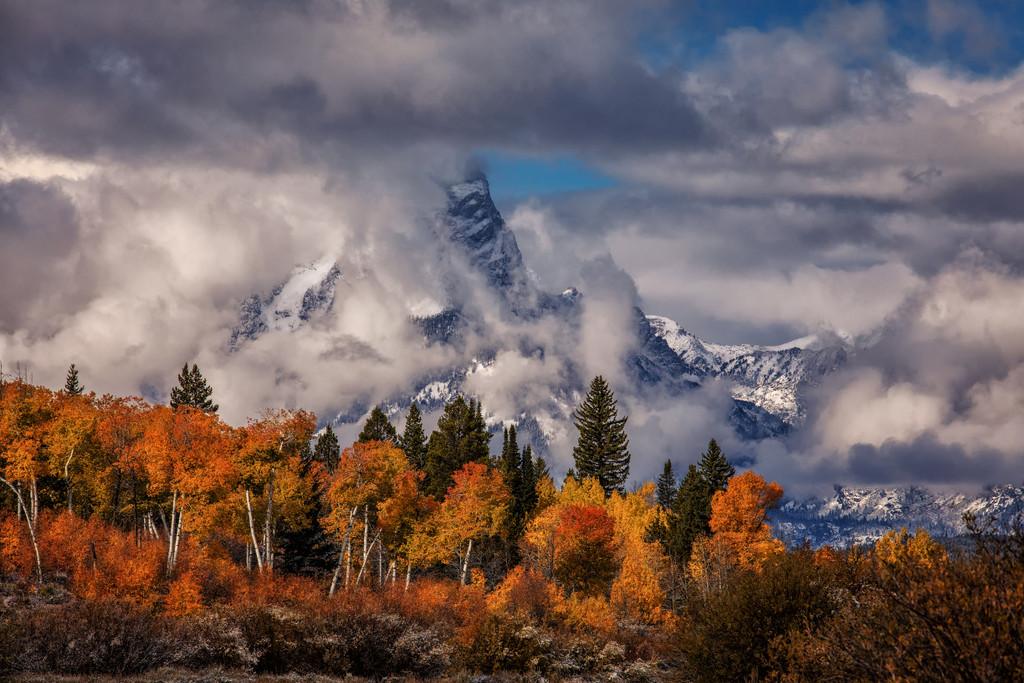 Teton Radiance by exposure4u