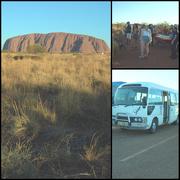 26th Oct 2019 - Uluru collage