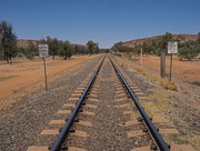 29th Oct 2019 - Ghan Track