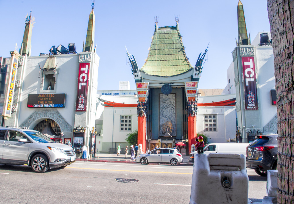 (Day 259) - The Famous Chinese Theater  by cjphoto