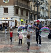 30th Oct 2019 - Fun with bubbles