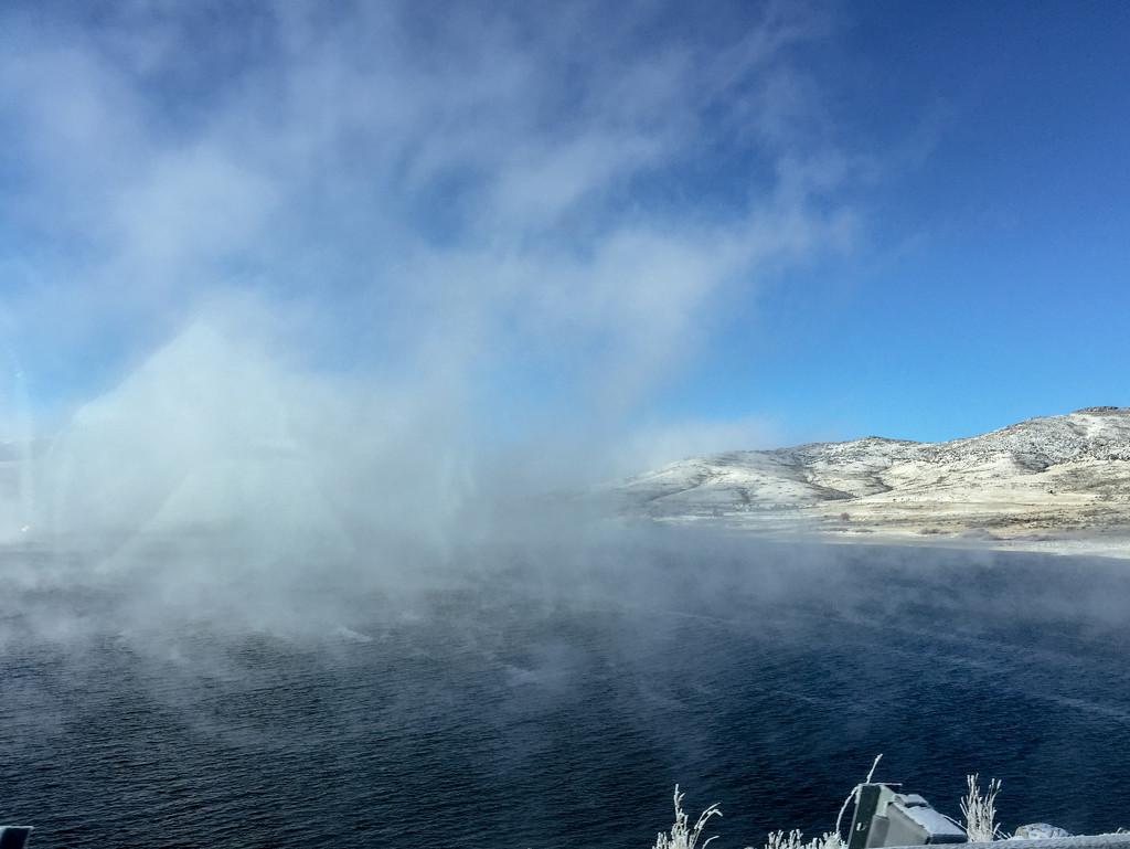 Misty Waters by jetr