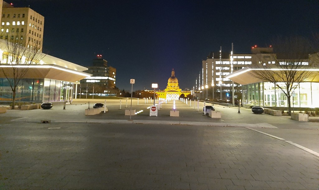 Capitol Plaza by bkbinthecity