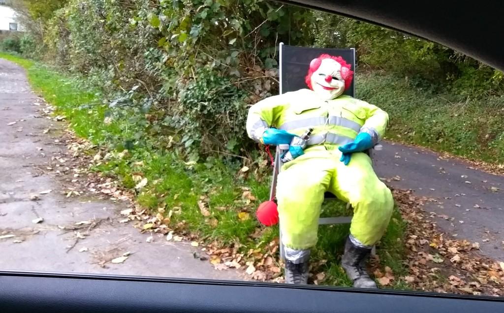 Halloween Neighbour  by countrylassie