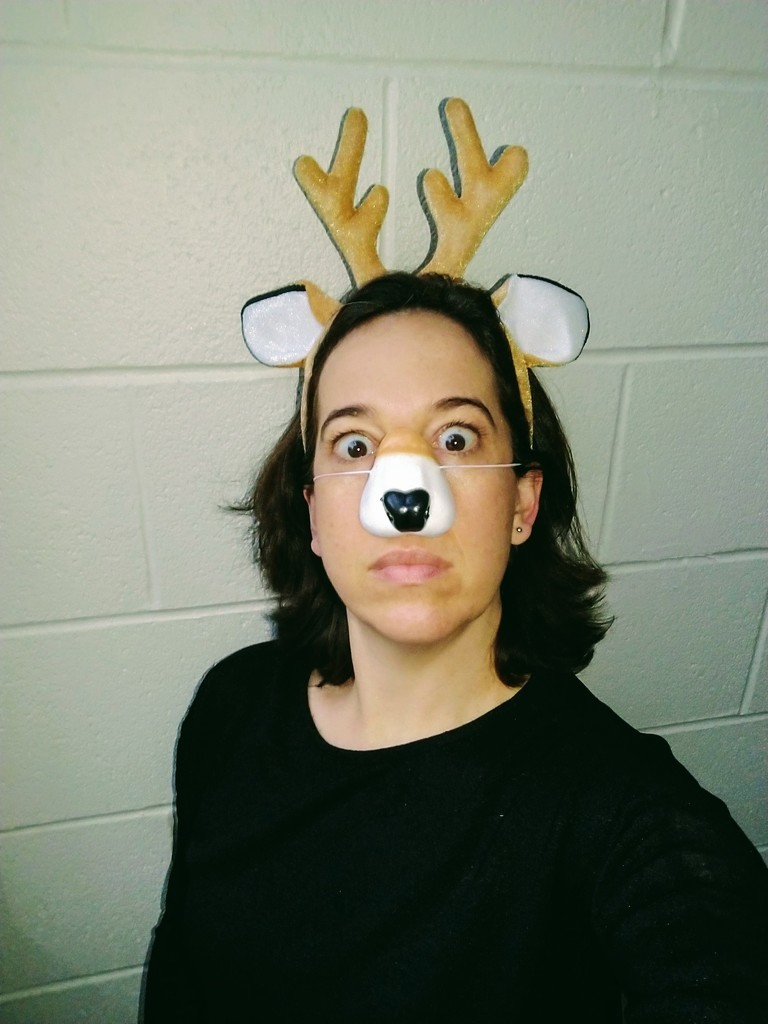 Oh Deer, It's Halloween!! by alophoto