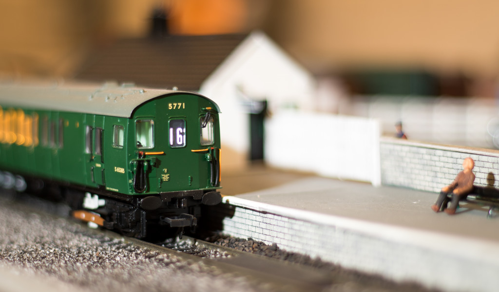 All aboard! by peadar