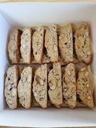 1st Nov 2019 - A batch of biscotti