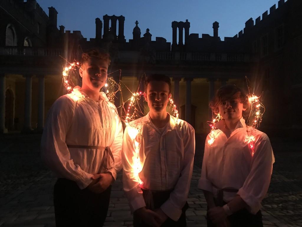Hampton Court show by jclaireyp