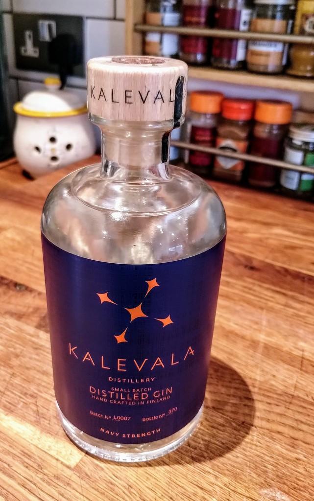 Kalevala gin by boxplayer