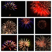3rd Nov 2019 - Fireworks.......
