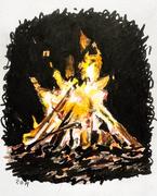 2nd Nov 2019 - Bonfire