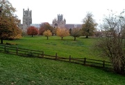 4th Nov 2019 - Ely Cathedral