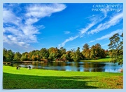 4th Nov 2019 - Lake View,Stowe Gardens