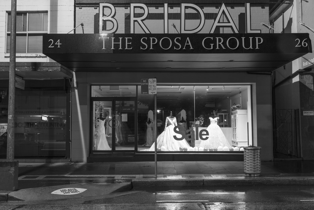 The Bridal Shop by nicolecampbell