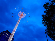 5th Nov 2019 - 5th November twilight South Bank fairground