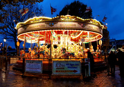 4th Nov 2019 - 4th November twilight South Bank fairground