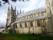 5th Nov 2019 - Selby Abbey