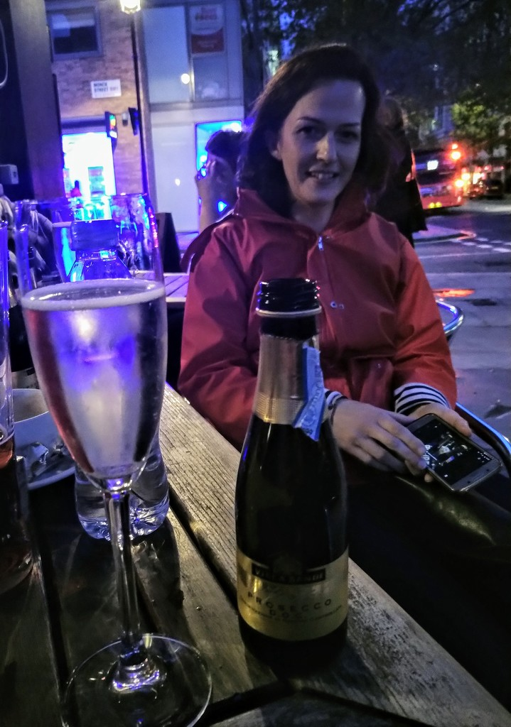 Cheeky prosecco by boxplayer