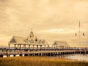 5th Nov 2019 - echo park pier