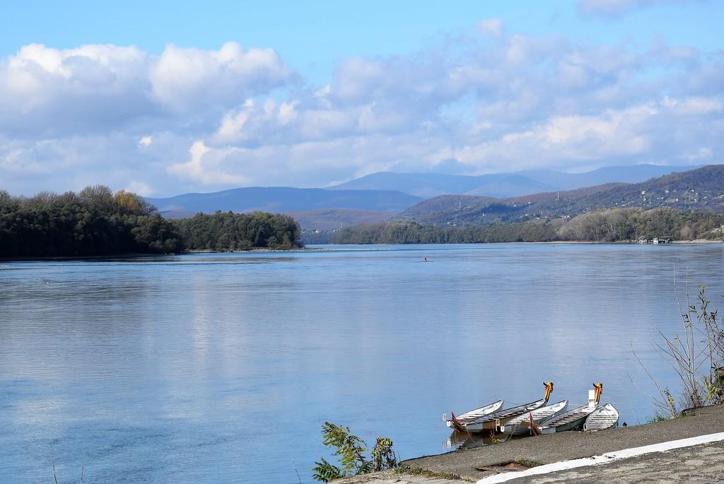 the Danube Bend by kork