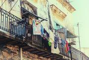 7th Nov 2019 - Laundry day in Old Havana