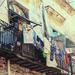 Laundry day in Old Havana