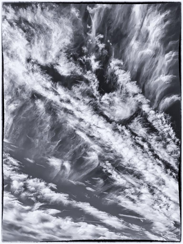 Fabulous sky by pamknowler