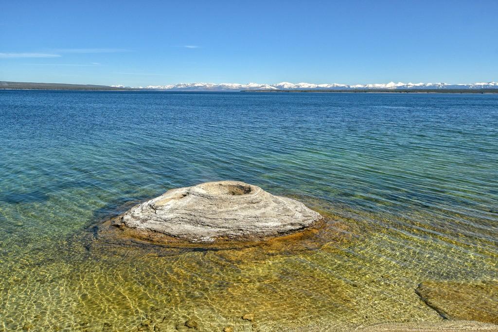 Yellowstone Lake by danette