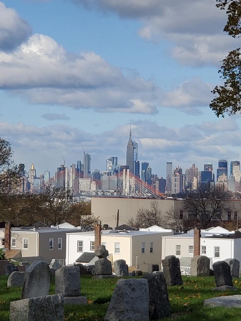 NYC skyline by jb030958