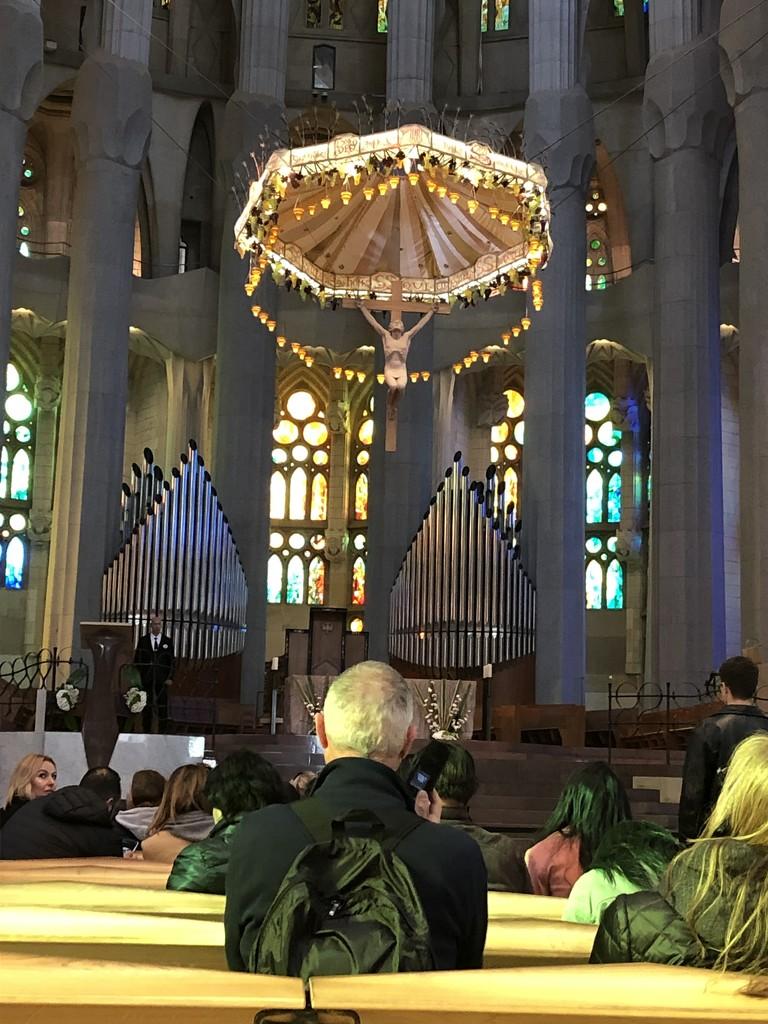 Sagrada Familia by homeschoolmom