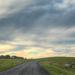 A road toward the sky