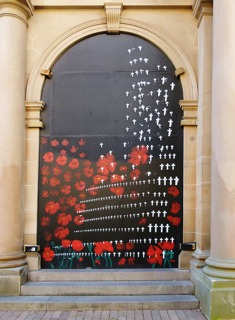 Remembrance Day  by onewing