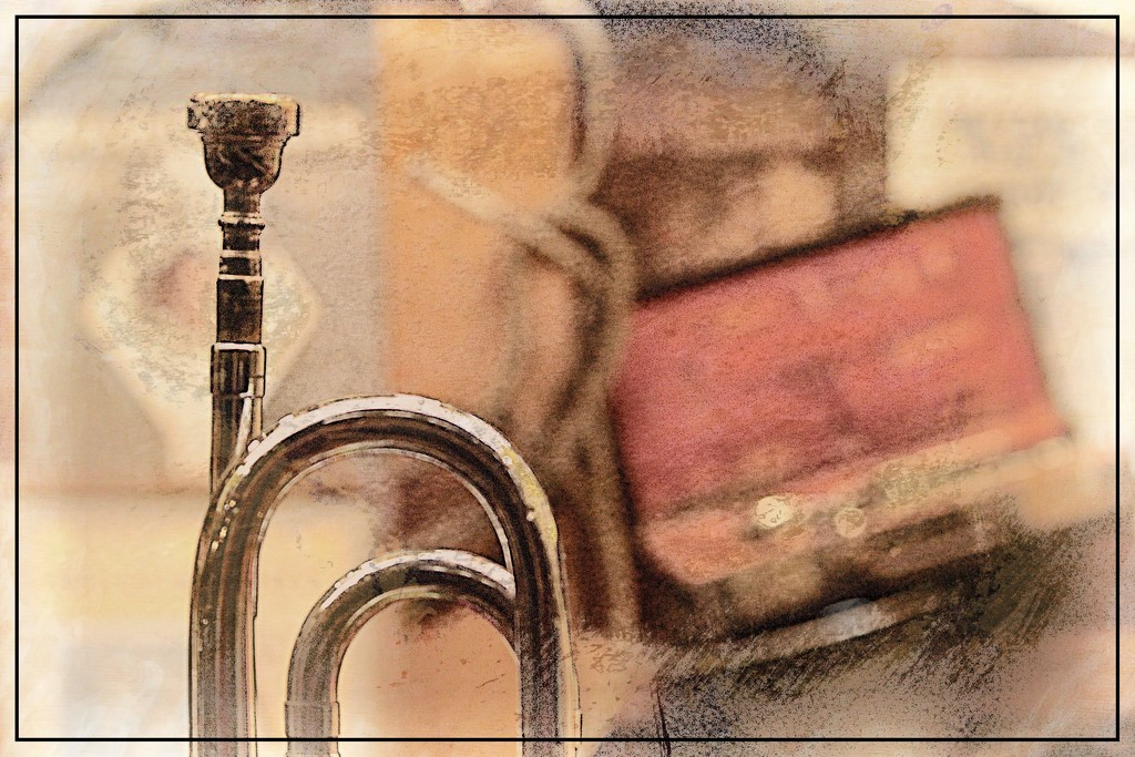 The Silent Trumpet by olivetreeann