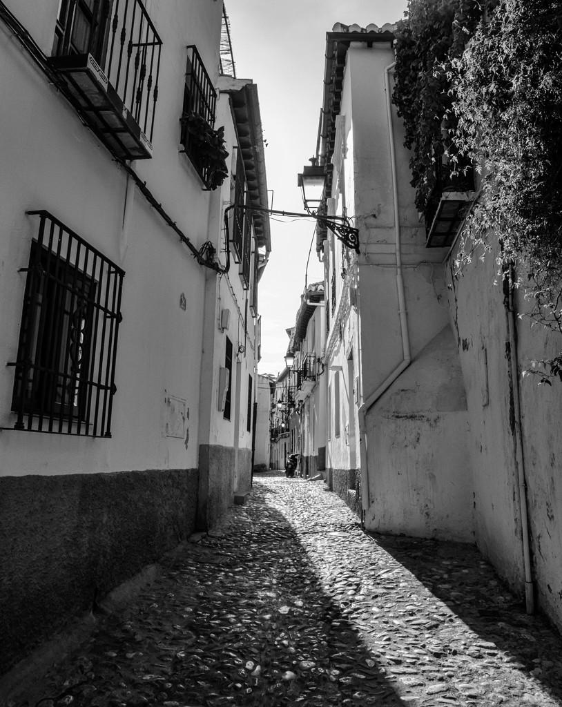 Granada Albaicin by brigette