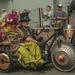Steampunk Wheels by yorkshirekiwi
