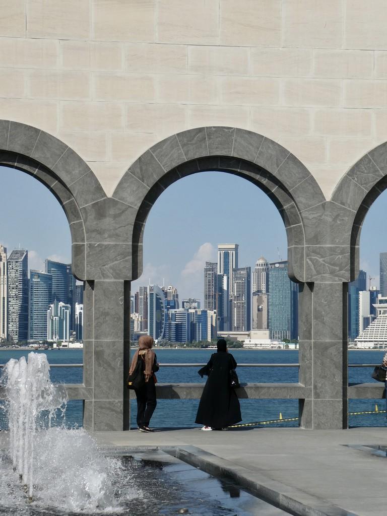 Doha, Qatar. by orchid99
