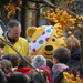 Pudsey is in the village!