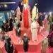 Fashion exhibition.