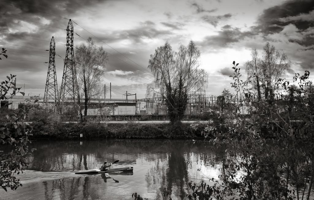 Industrial Landscape 3... by vignouse