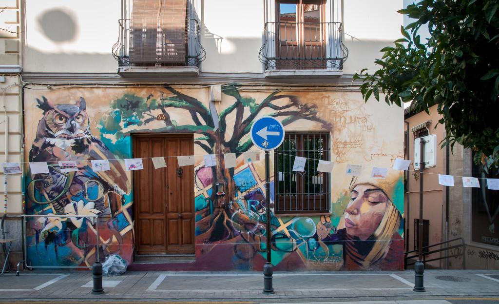 Granada Street  by brigette