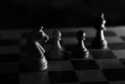 11th Nov 2019 - Low Key Game of Chess