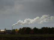 13th Nov 2019 - industrial clouds