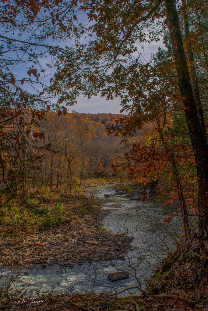 Lee Creek by samae