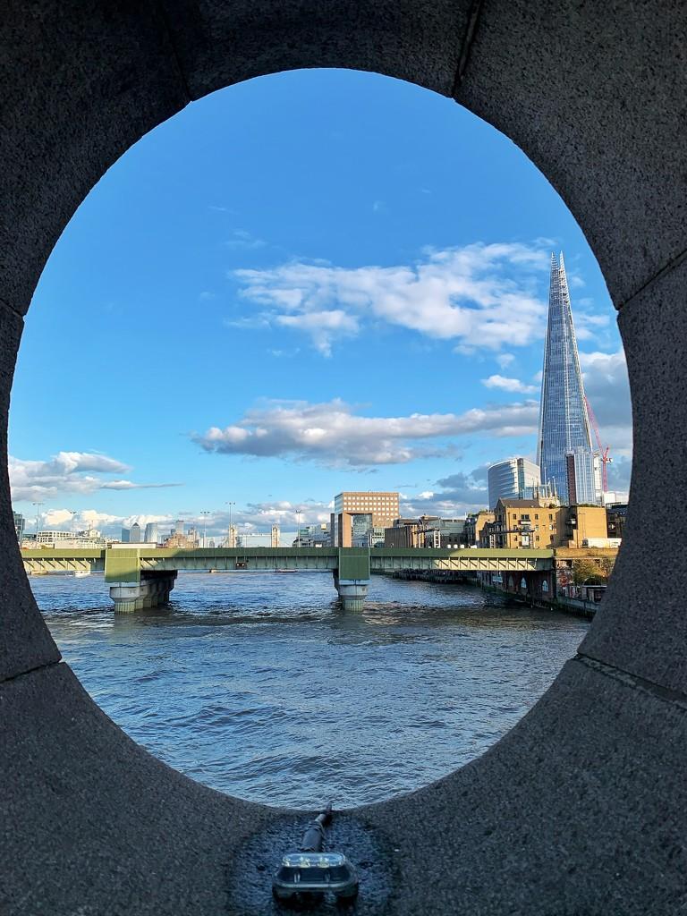 Shard framed.  by cocobella